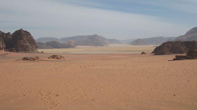 Wadi (Valley) Rum